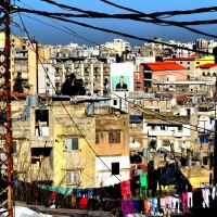 Another Lebanon. When Tripoli turns into a beautiful cityscape.