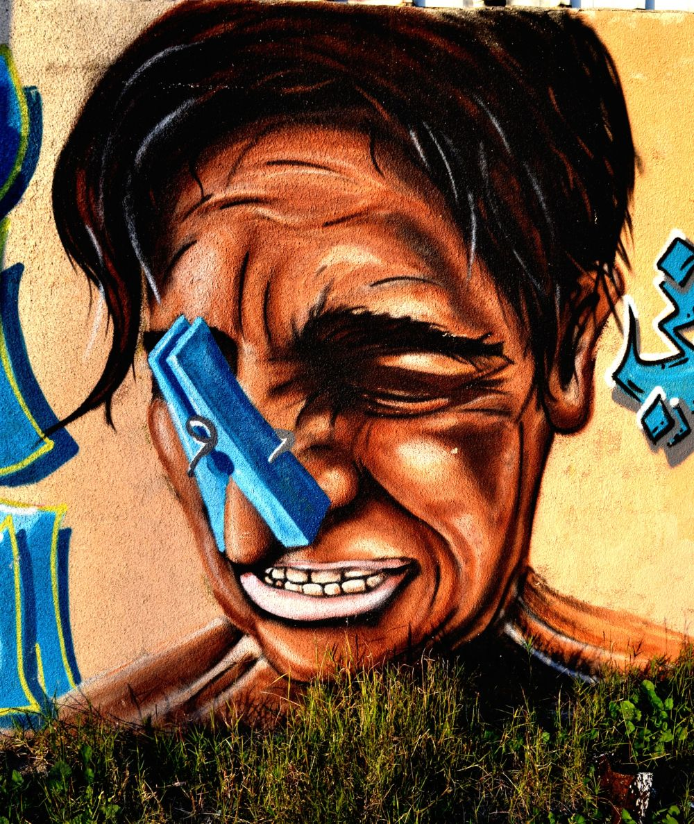 Beyrouth Lebanon graffiti