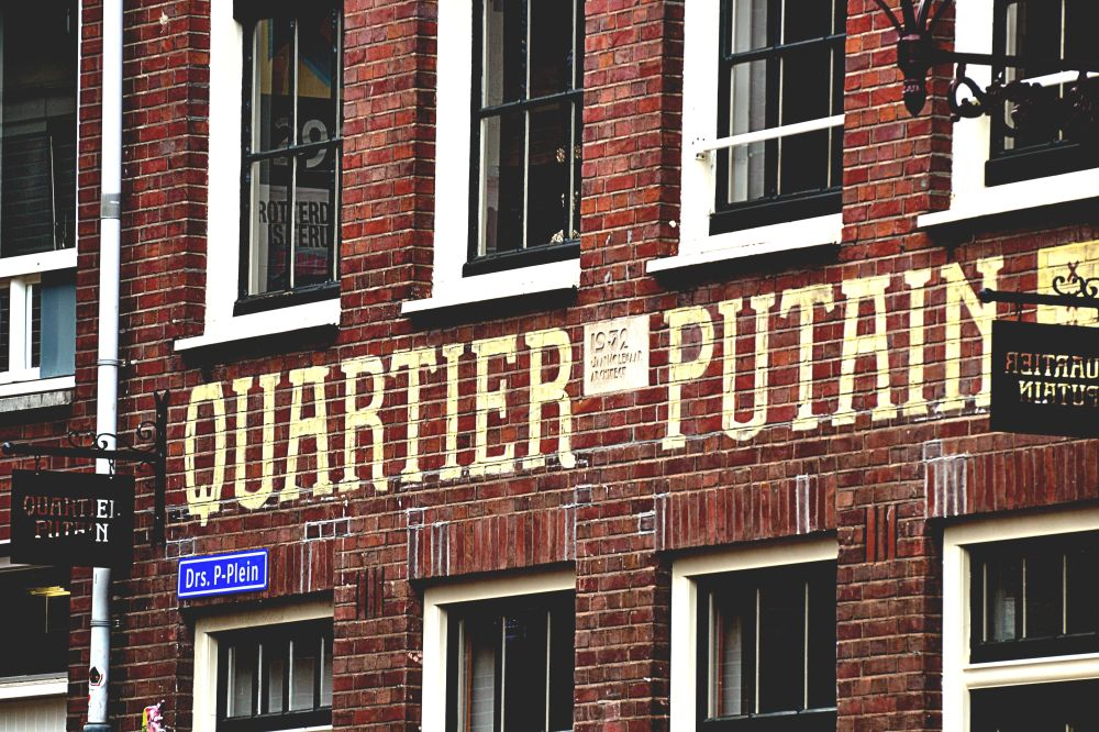 Amsterdam, Quartier Putain