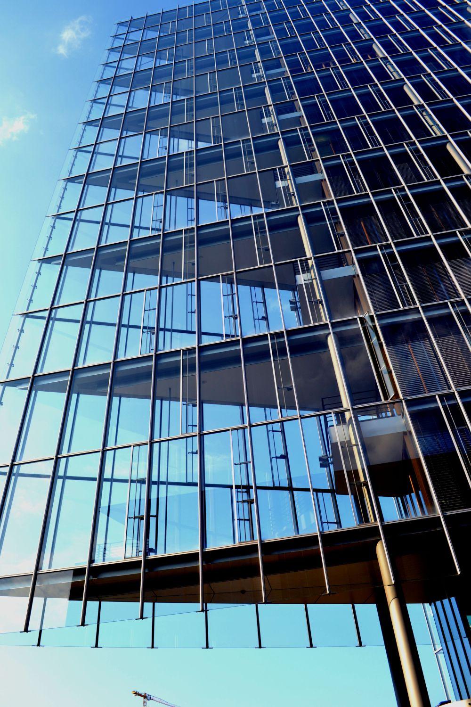 Stuttgart's modern architecture