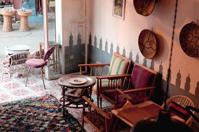 Atay Café, 5 ways to explore Marrakech, Contemplate the city from its rooftops