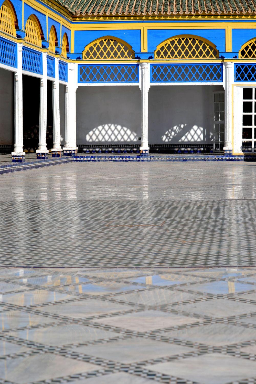 Bahia Courtyard, Enter gardens and palaces: from Majorelle to Bahia, 5 ways to explore Marrakech