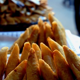 Pastries, Colors of the souk, 5 ways to explore Marrakech, Take time to immerse yourself in Jamaa el Fna square, Medina, Marrakech, Morocco