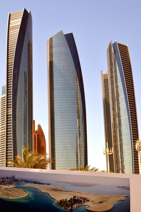 AbuDhabi-3-towers