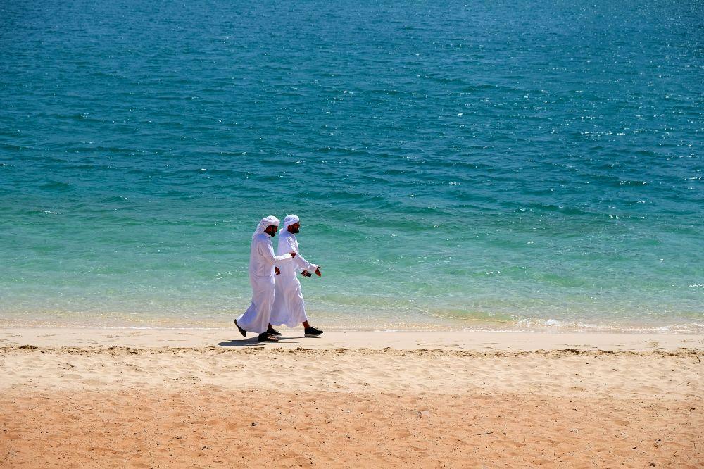 AbuDhabi-Beach