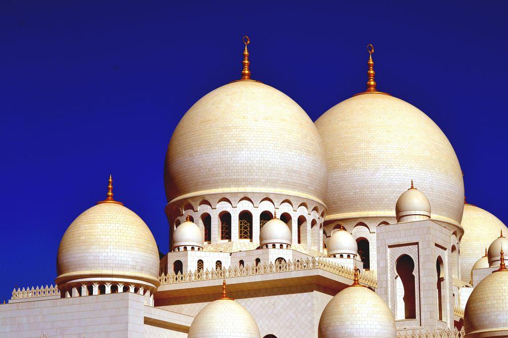 AbuDhabi-Mosque-Domes