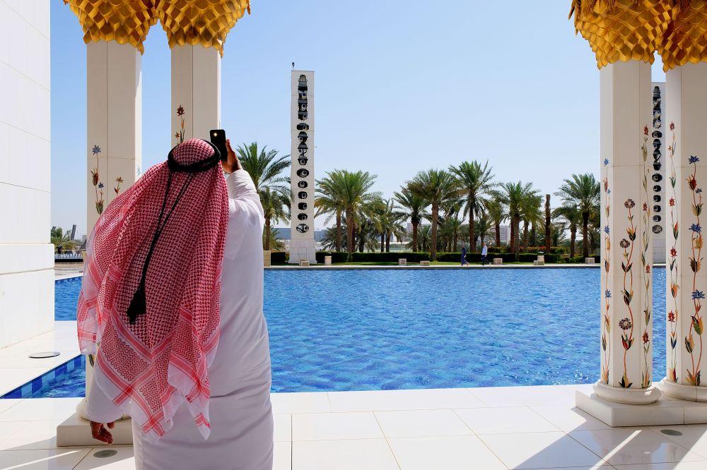 AbuDhabi-Mosque-Selfie