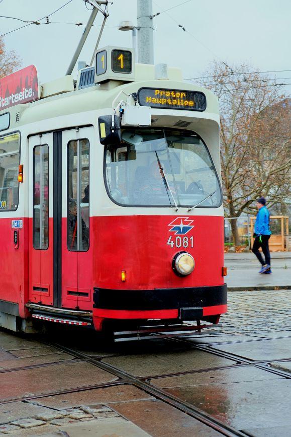 WIen-tramway