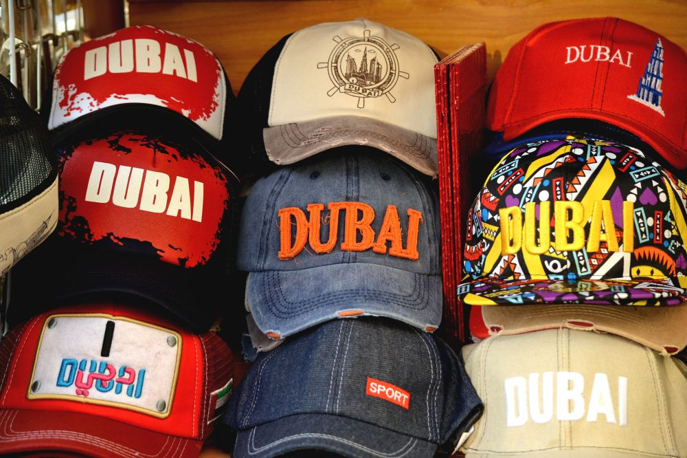 Dubai caps