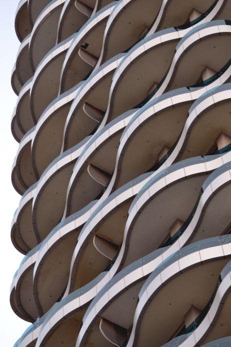 Dubai facade