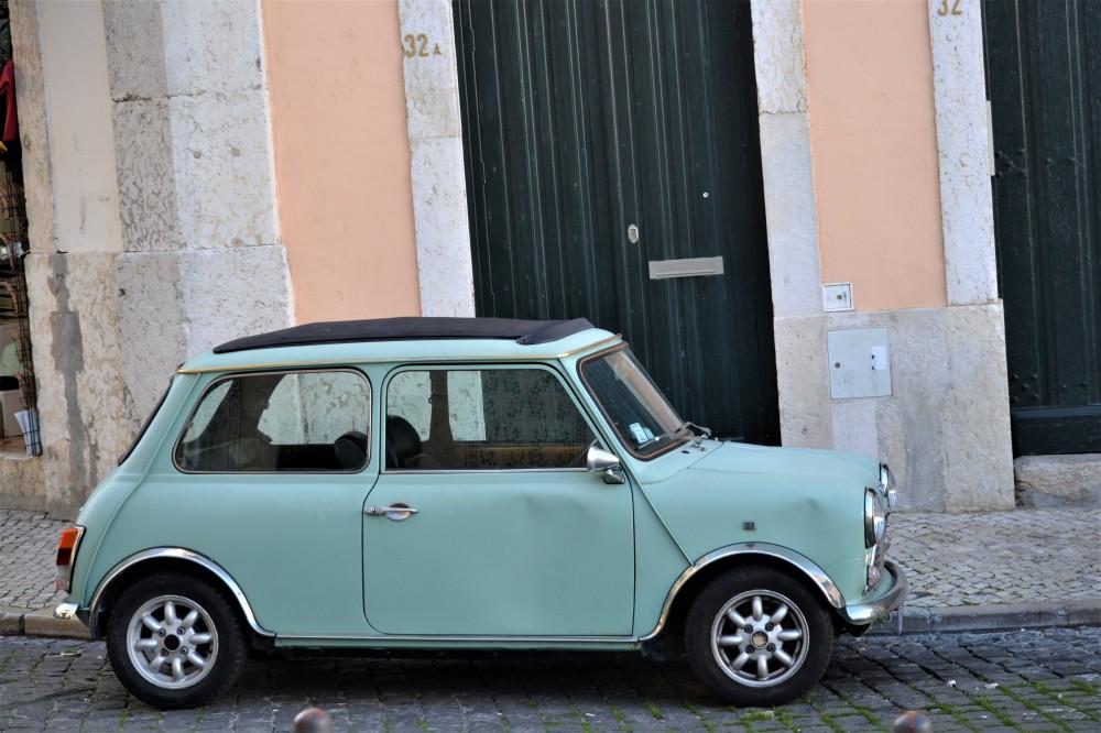 Lisbon Portugal Vintage (1)